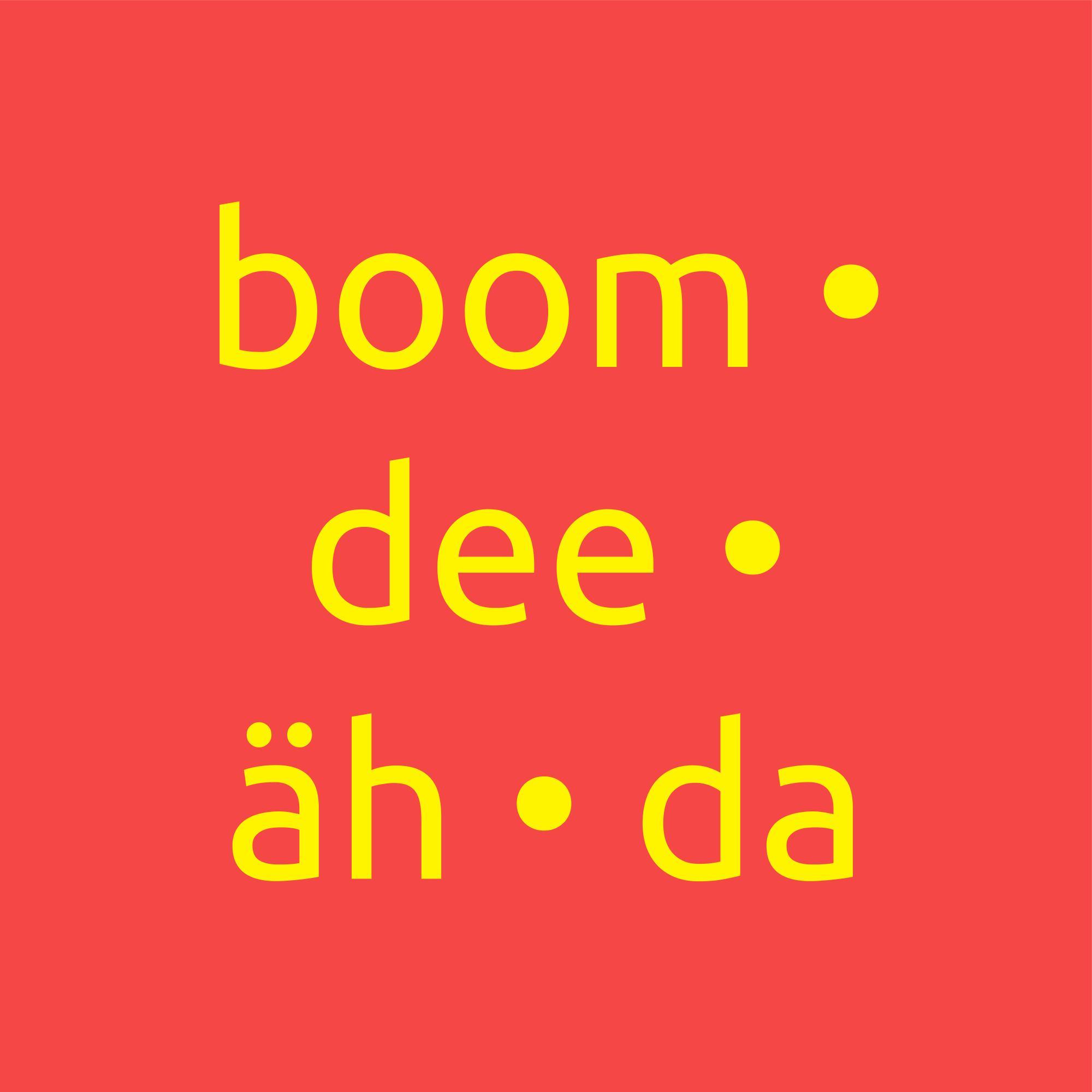 Boomdeeahda